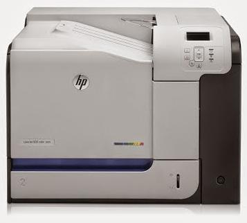 HP LaserJet Enterprise 500 color M551