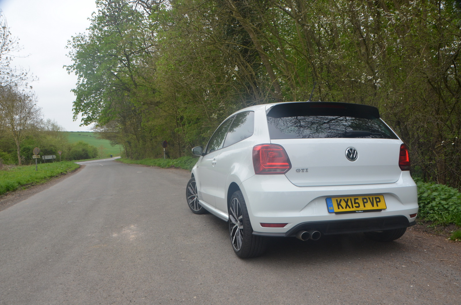 First Drive Is Vw S New Polo Gti The Baby Golf Gti We Ve