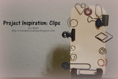 Everyday Moodlings-Paper Clips