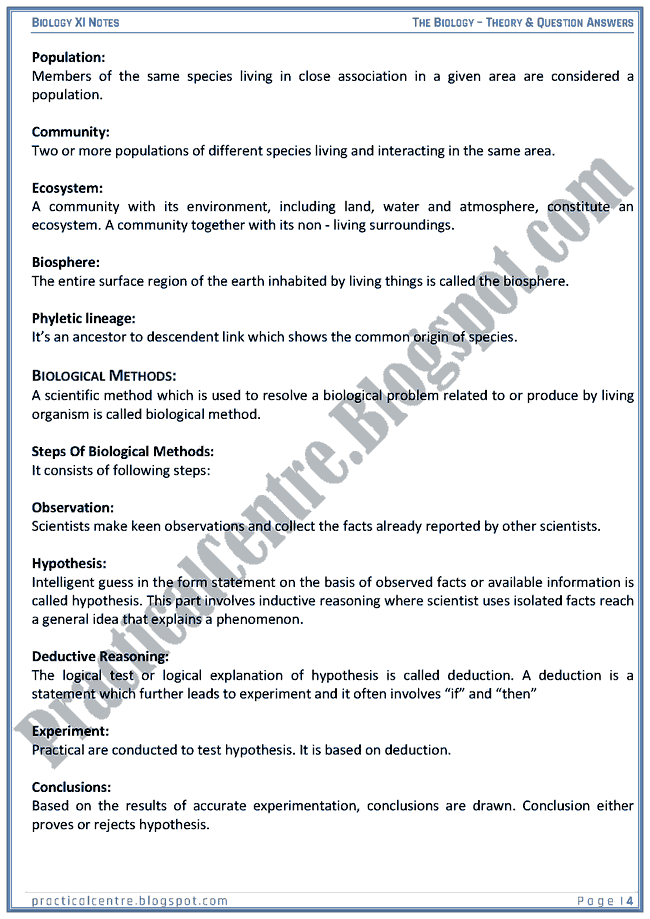 biology form 4 essay questions Download and read biology essay questions and answers form 4 biology essay questions and answers form 4 when writing can change your life, when writing can enrich you.