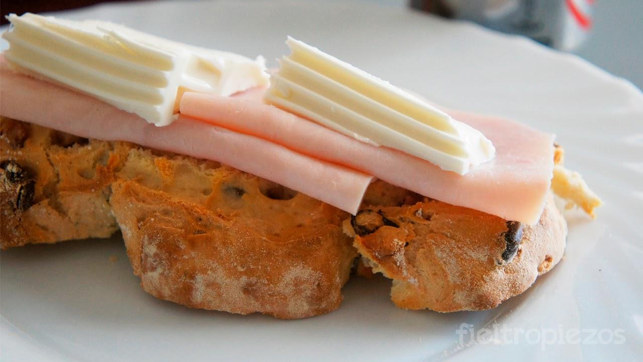 pan de pipas facil