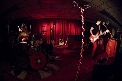 música, The White Stripes