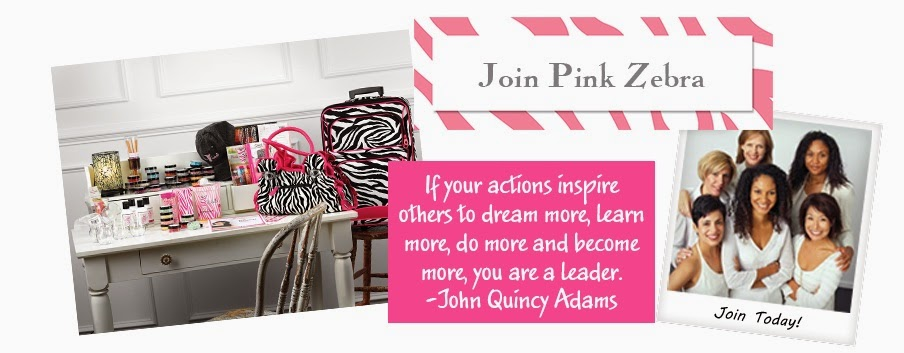 Join Pink Zebra Image