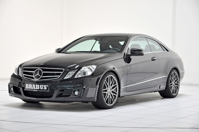 All cars nz 2013 mercedes benz e class coupe b50 by brabus for 2013 mercedes benz e class sedan