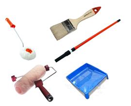 Инструмент для окраски стен внутрення гидроизоляция оштукатуренных стен