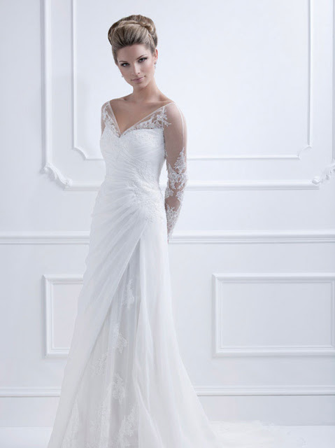 Ellis wedding dresses 2013