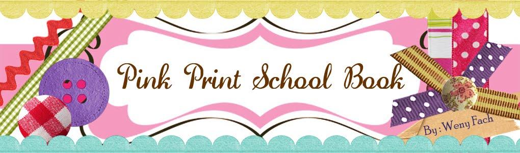Pink Print | @WENYNAJ