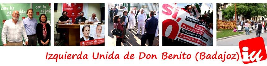 Izquierda Unida Don Benito