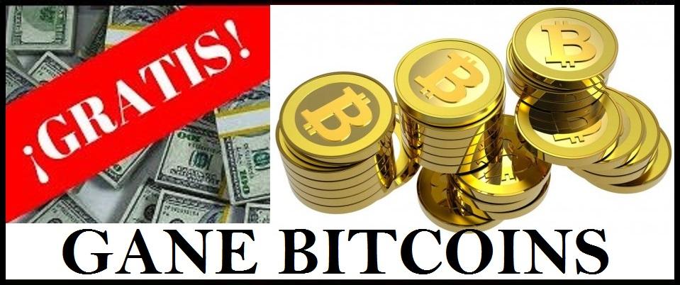 Gane bitcoins