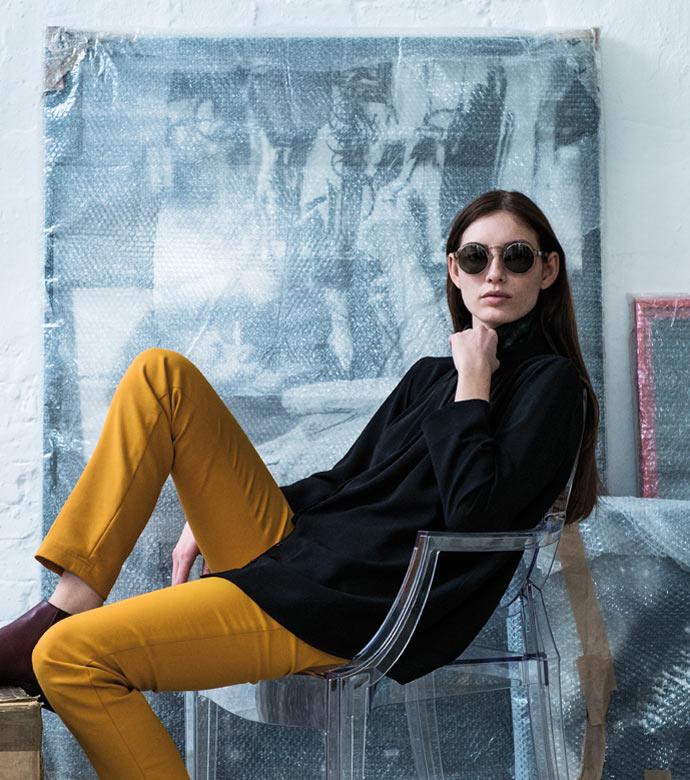 Lunettes Kollektion 2013: Le Flaneur sunglasses