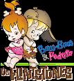 Os Flintstones-Bambam e Pedrita em Png
