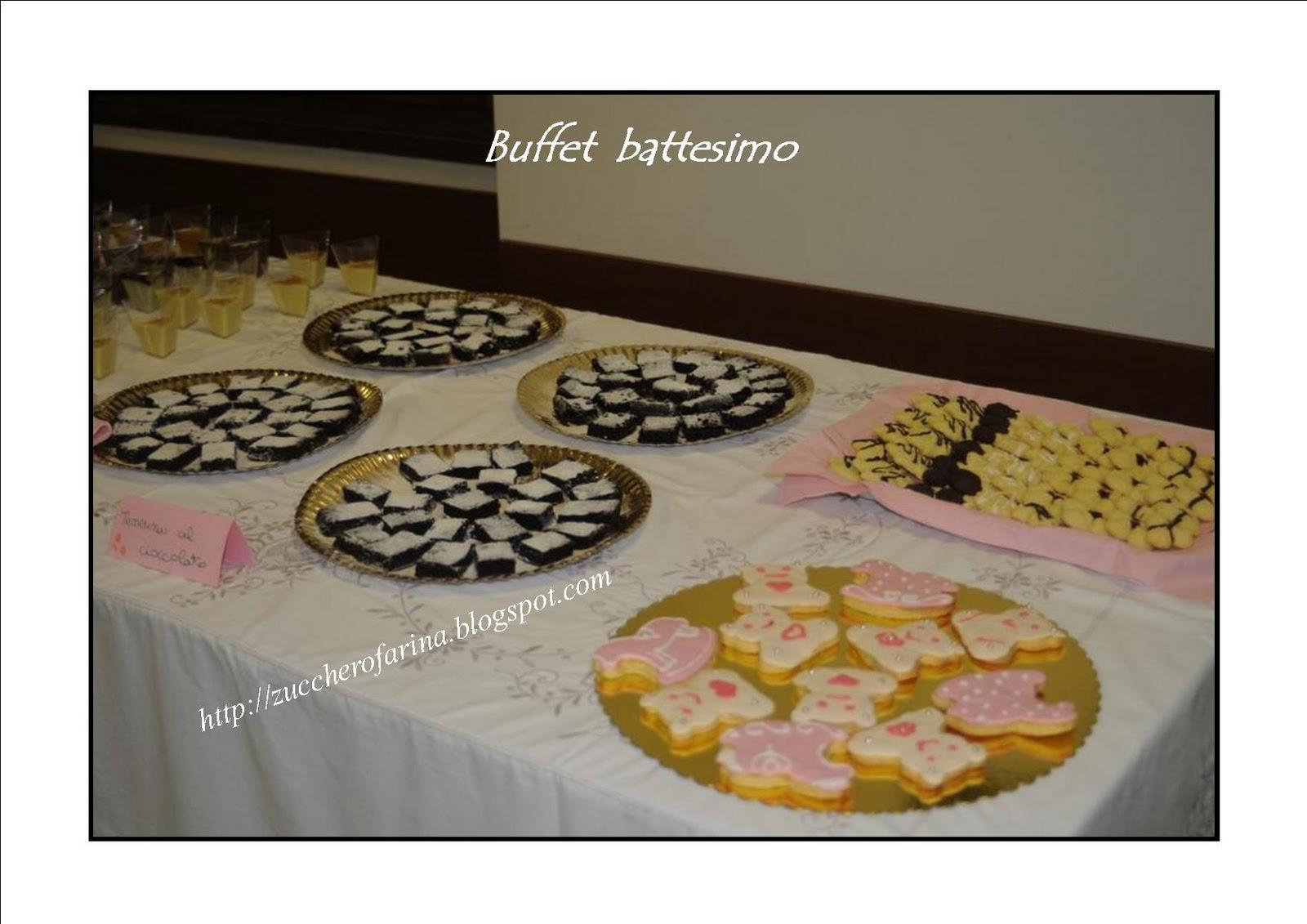 Buffet Di Dolci Battesimo : Buffet e rinfreschi ricette per buffet finger food dolci e