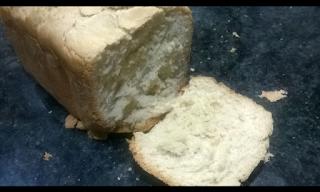 pan de pipas en la panificadora