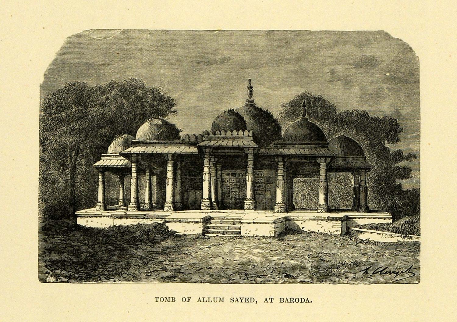 Tomb of Allum Sayyed