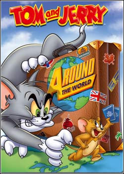 Download - Tom & Jerry ao Redor do Mundo - DVDRip Dublado