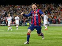 Messi Dua Gol dan Neymar 1 Gol; Barca Hajar Bayern 3-0