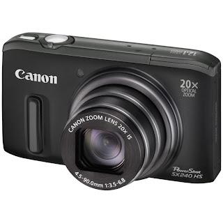 Canon PowerShot SX240 HS
