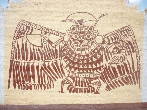 Chepencultural san jos de moro origen de la cer mica for Origen de la ceramica