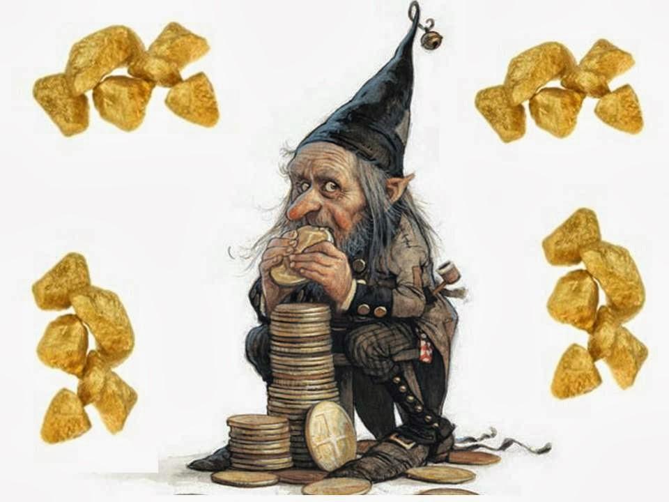 Oracion a los gnomos del dinero y la fortuna para buena - La buena suerte ...