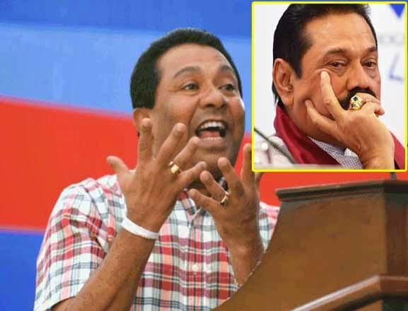 SB Dissanayake speaks about Former president Mahinda Rajapaksa