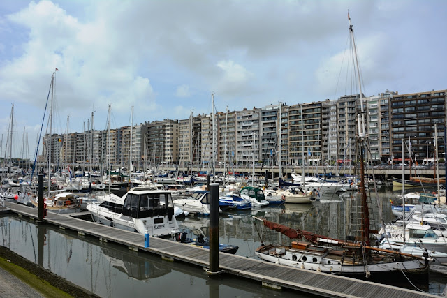 Blankenberge Yacht harbour club