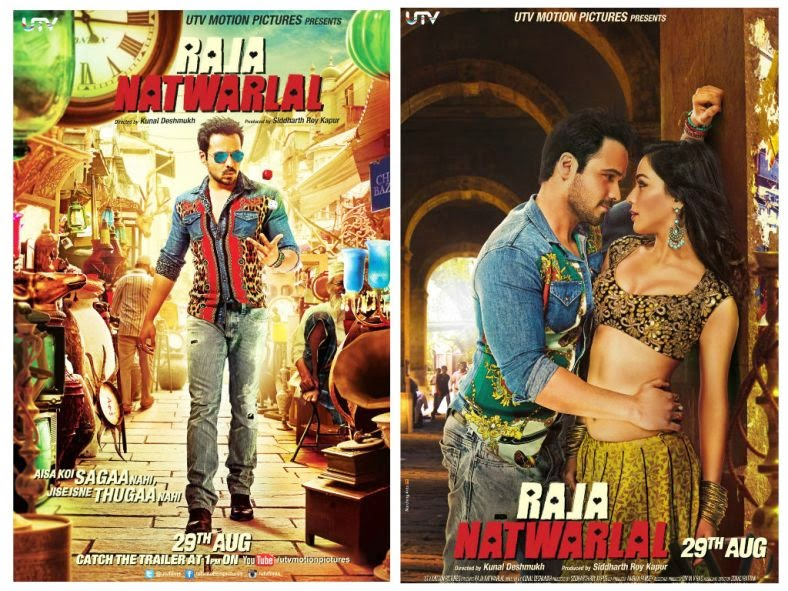 Latest Raja Natwarlal (2014) box office collection Verdict (Hit or Flop) wiki, report New Records, Overseas day and week end.