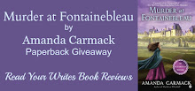 Giveaway ~ MURDER AT FONTAINEBLEAU