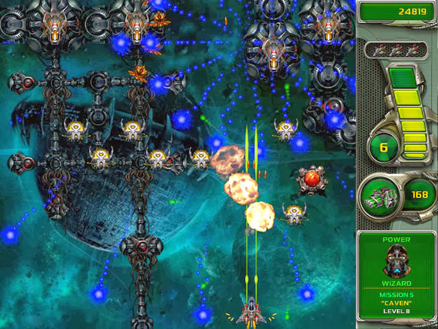 Game bắn súng Star Defender 4