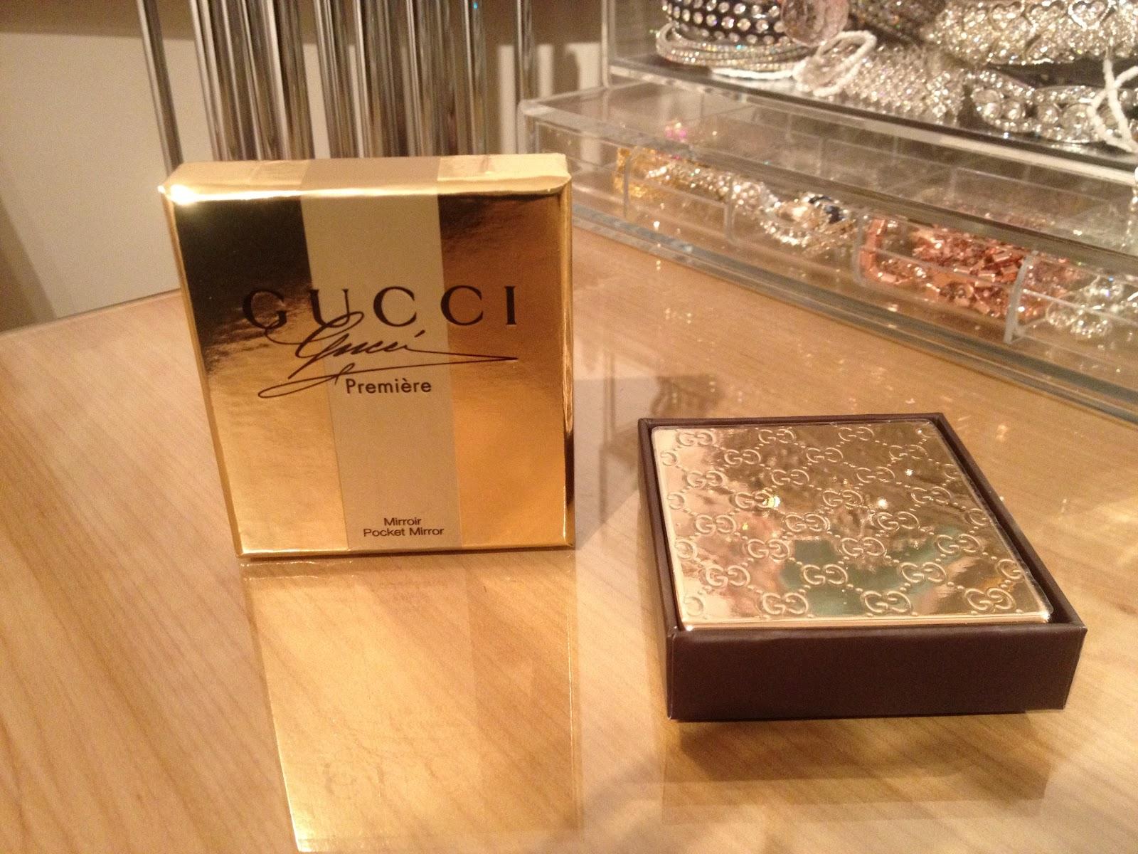 Gucci Gold Perfume Gucci's Iconic Gold Colour