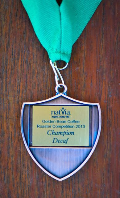 Grata Espresso Champion Decaf