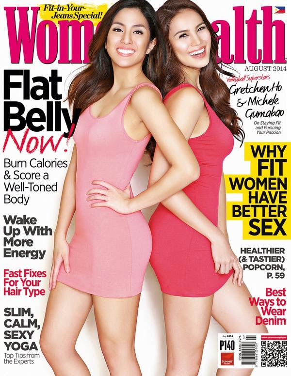 Women's Health PH Aug 2014
