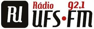ouvir a Rádio UFS FM 92,1 Aracaju SE