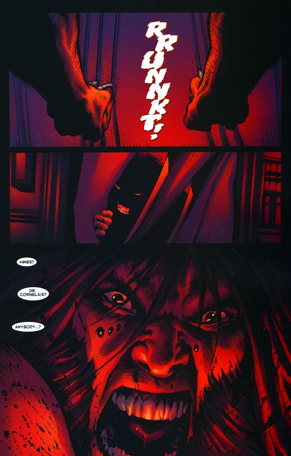 Read online Wolverine (2003) comic -  Issue #38 - 8
