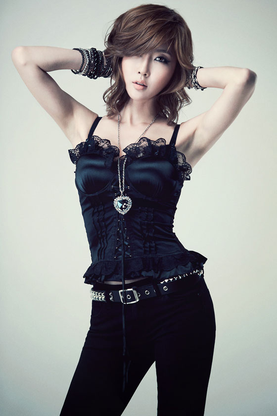 Choi Byul I Black Basque
