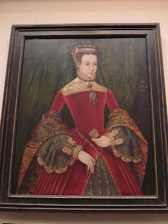 Being Bess Elizabethan Portraits At The Yale Center For