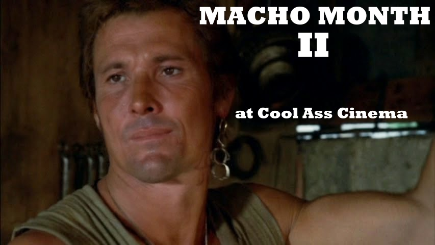 Macho Month 2 May 2015 at CAC!