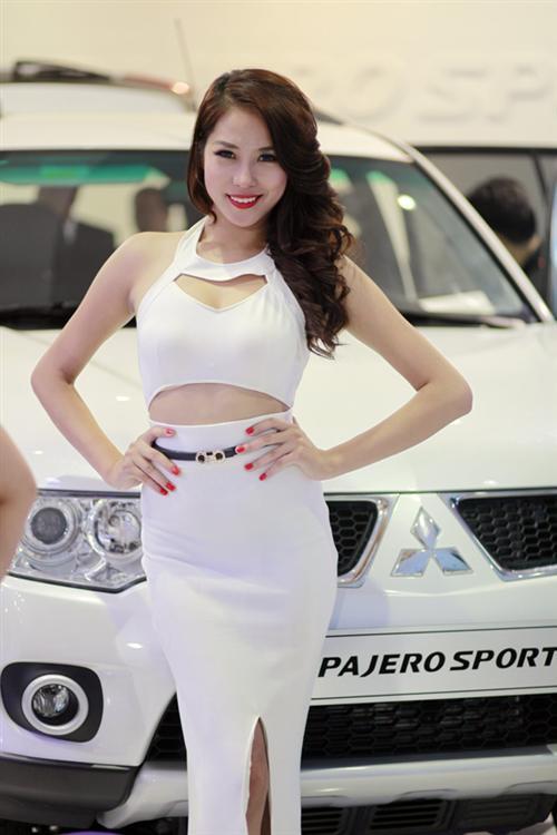 2012 Vietnam Motor Show Girls Carsfresh
