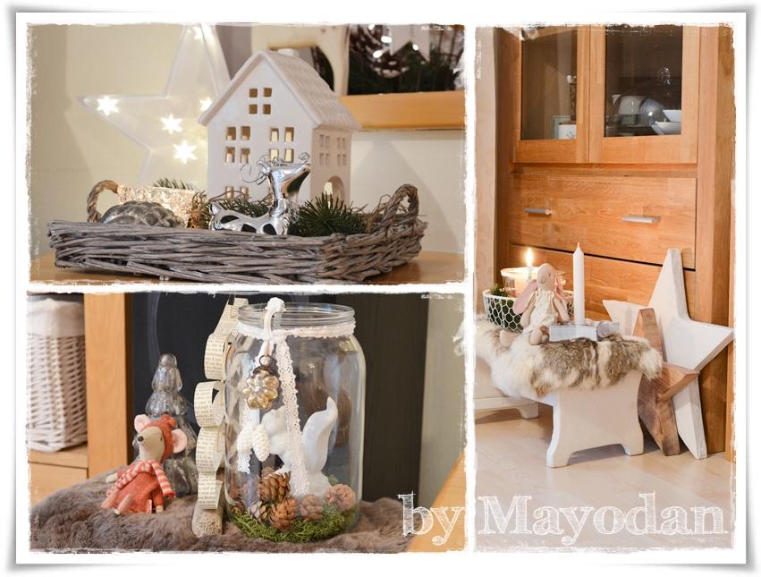 Dezember 2014 mayodans garden crafts - Weihnachtsdeko fensterbank ...
