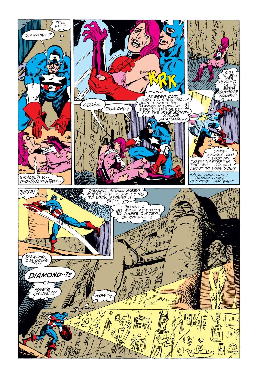 Captain America (1968) Issue #361 #294 - English 6