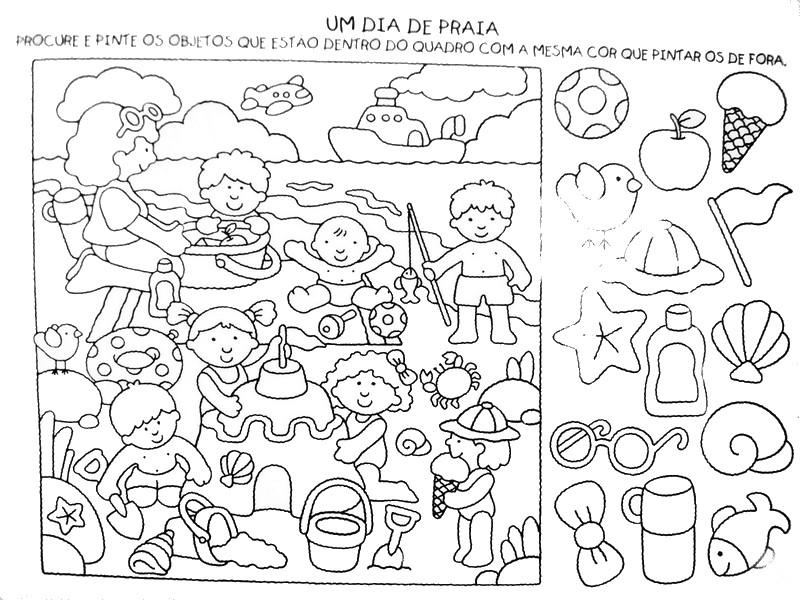 Correspondências - sequências e outras actividades 2 ALFABETIZACAO+INFANTIL+DESENHOS+E+ATIVIDADES+939