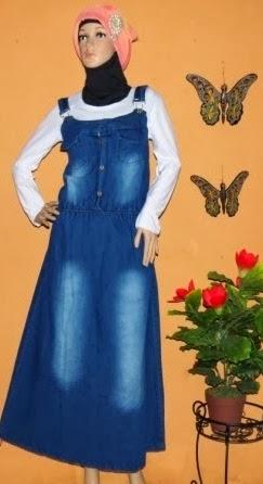 Overall Jeans Murah Panjang GJ1053