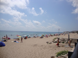 L'Arenalet Beach - L'Almadrava - Vandellòs - l'Hospitalet de l'Infant - Tarragona - Spain