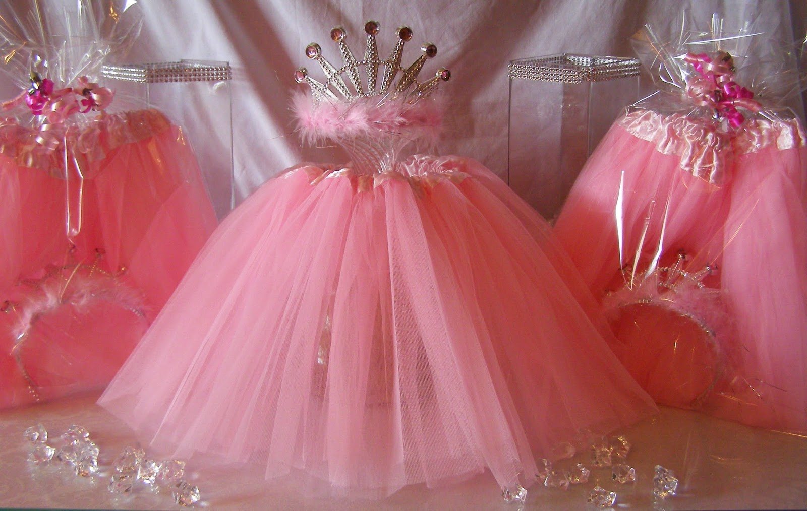 The Princess Birthday Blog Favors Fit For A Princess
