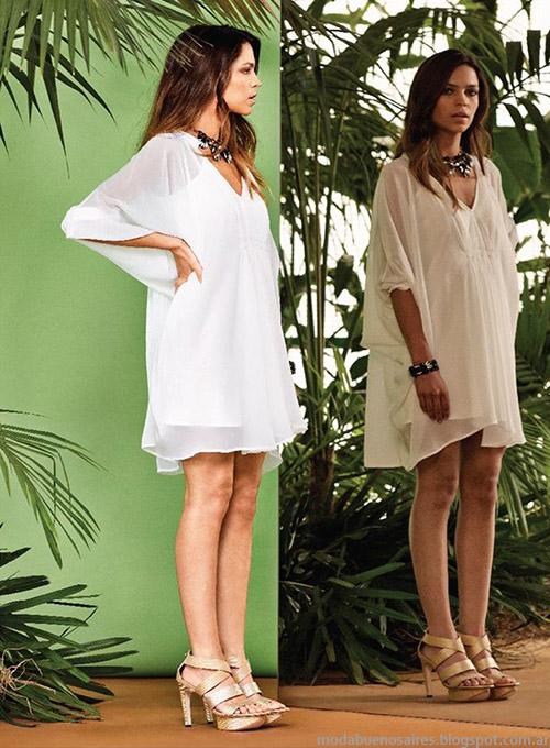 Naima primavera verano 2015 moda ropa de mujer 2015.