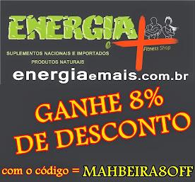 Parceria ENERGIA E +
