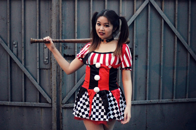 Aliexpress Harley Quinn Cosplay