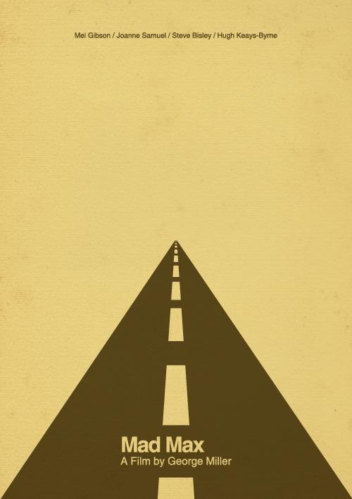 Minimal poster designs