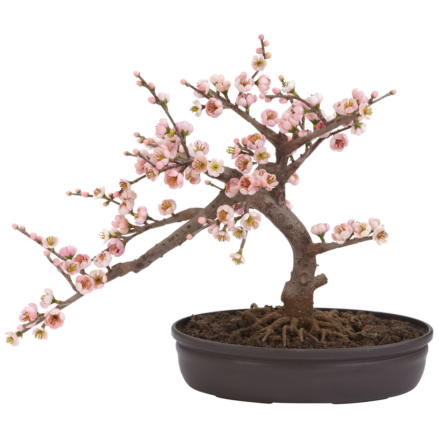 My Enchanting Silk Garden Silk Cherry Blossom Bonsai Tree