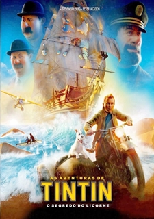 As Aventuras de Tintim – Torrent Download BDRip (The Adventures of Tintin) (2012) Dual Áudio