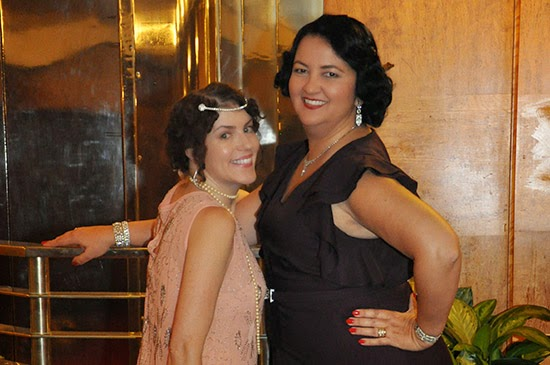 Queen Mary Art Deco Festival 1920s 1930s by Lady by Choice